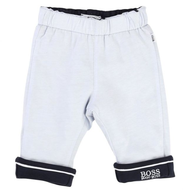 Baby Blue Reversible Pants