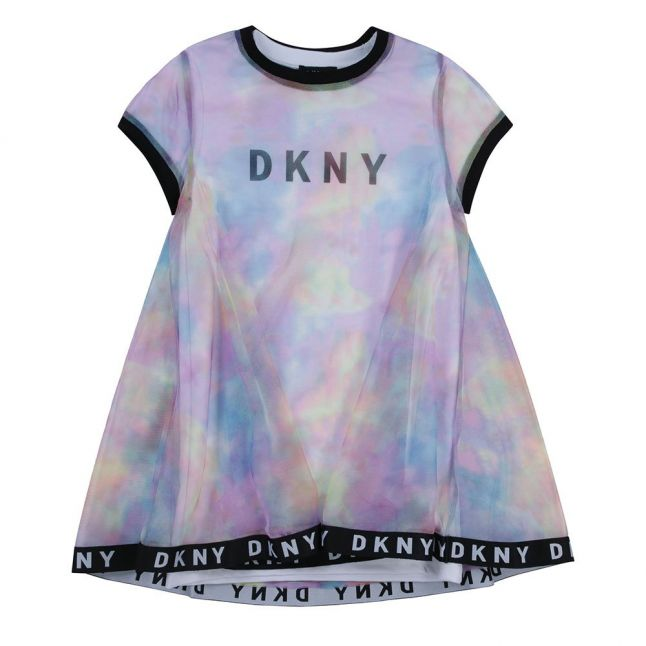 Girls Assorted Cloudy 2-in-1 Dress