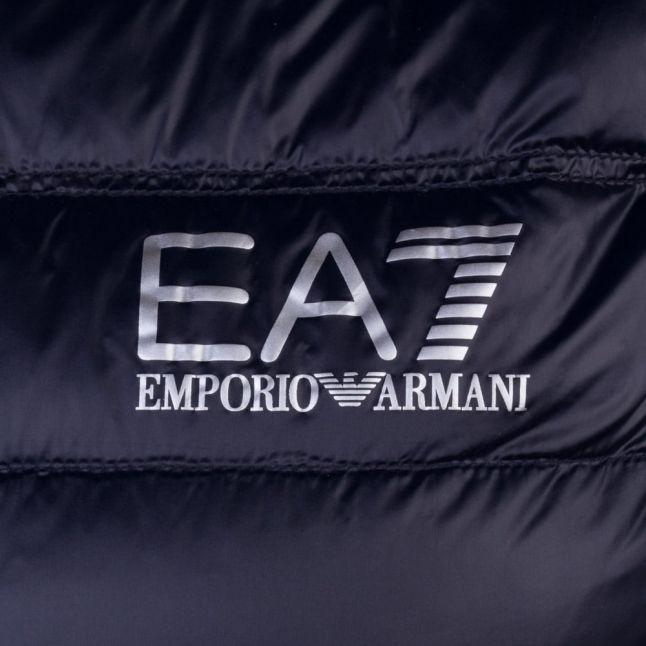 Ea7 Mens Navy Training Core Identity Down Gilet