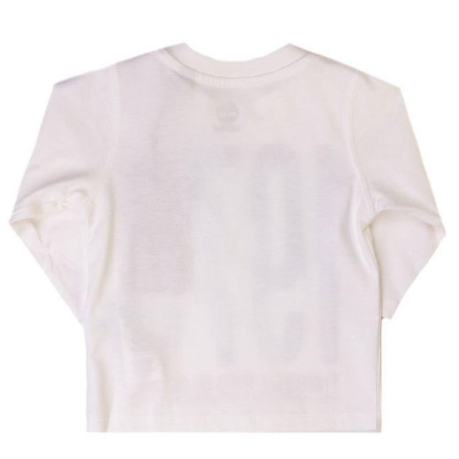 Baby White 1973 L/s Tee Shirt