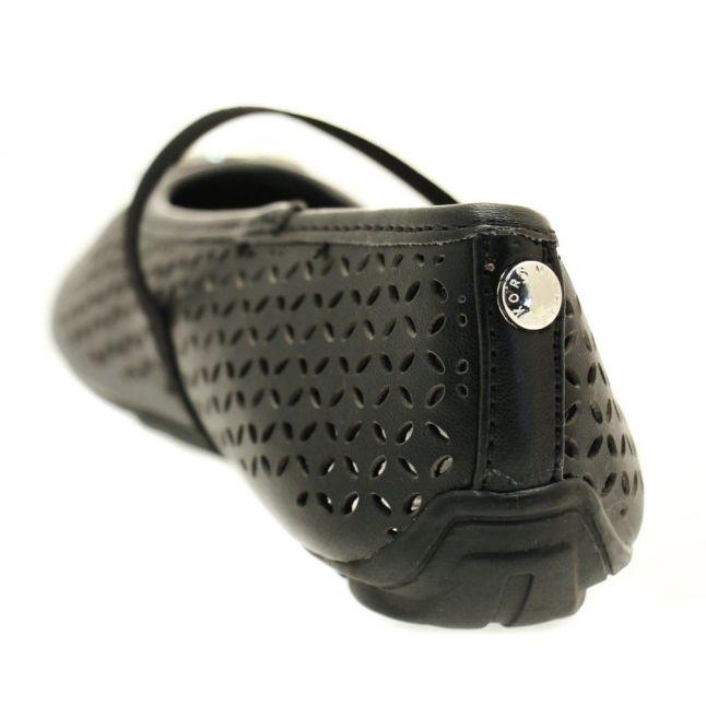 Girls Black Faye Maisy Shoes (23-36)