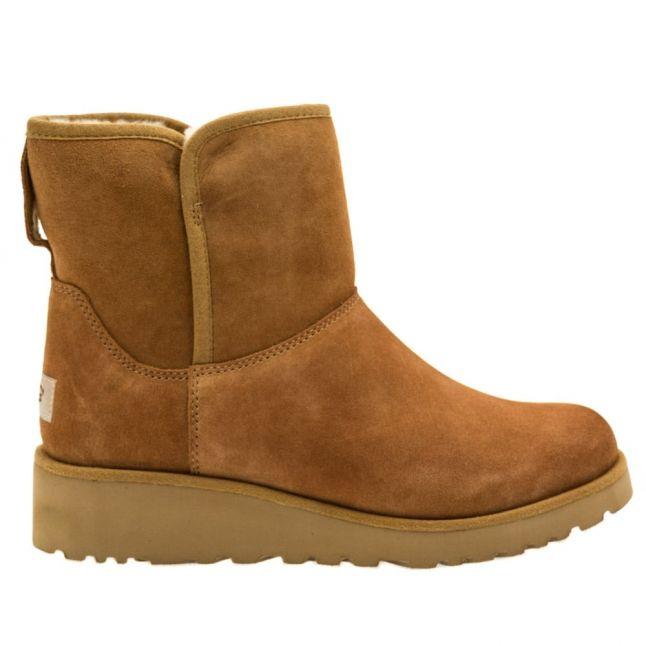 Womens Chestnut Kristin Boots