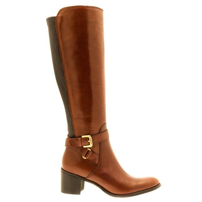Womens Tan Torinas Boots