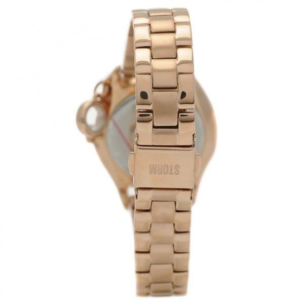 Womens Rose Gold Sparkelli Watch