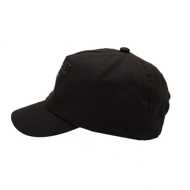 Boys Black Milano Cap