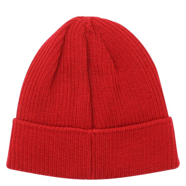 Boys Barbados Cherry Branded Patch Beanie Hat