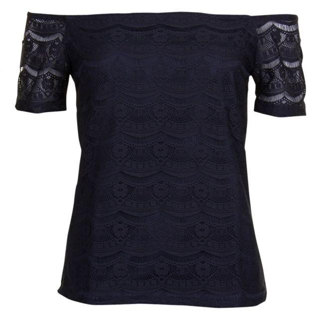 Womens Total Eclipse Vimonie Lace Off-Shoulder top