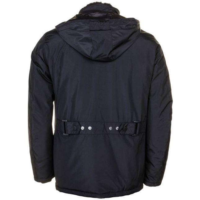 Mens Black Capacitor Waterproof Jacket