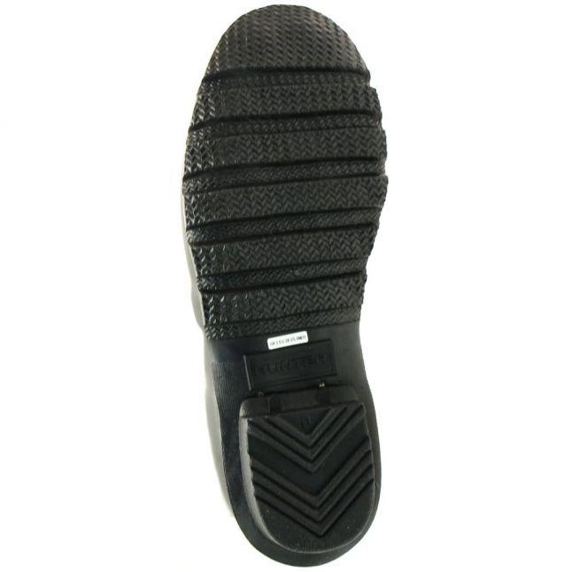 Womens Black Original Short Wellington Boots