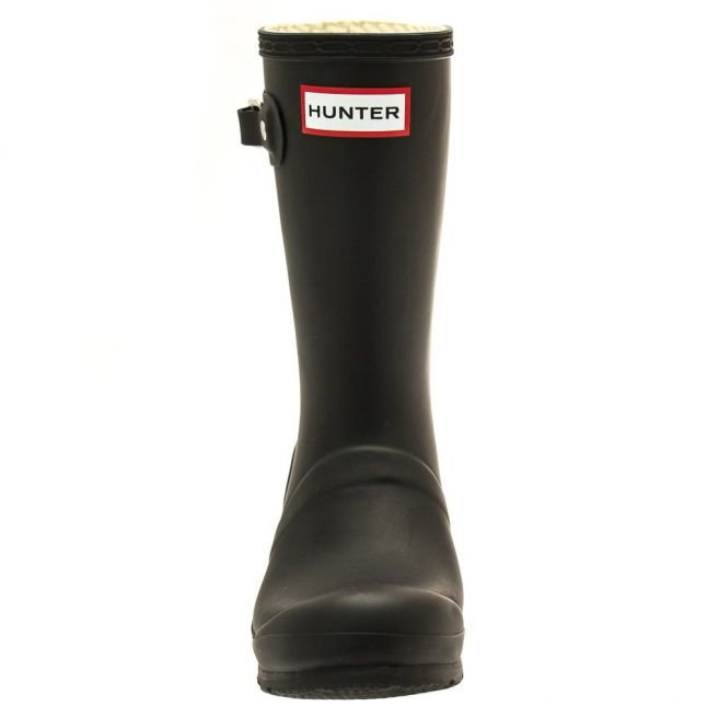 Kids Black Original Wellington Boots (12-4)