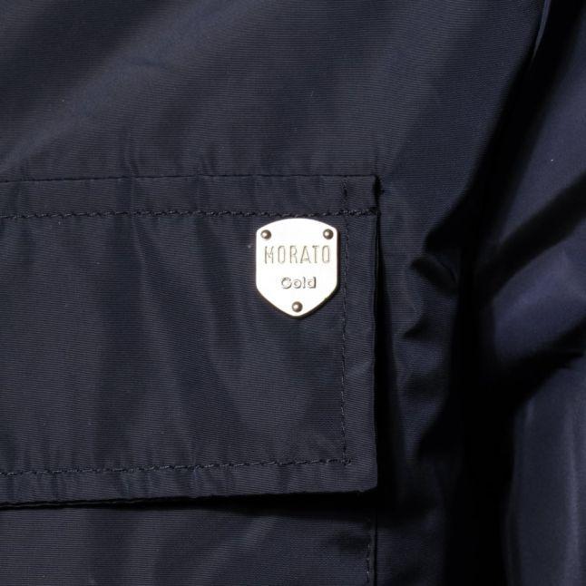 Mens Gold Label Hooded Jacket