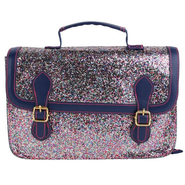 Girls Glitter Satchel