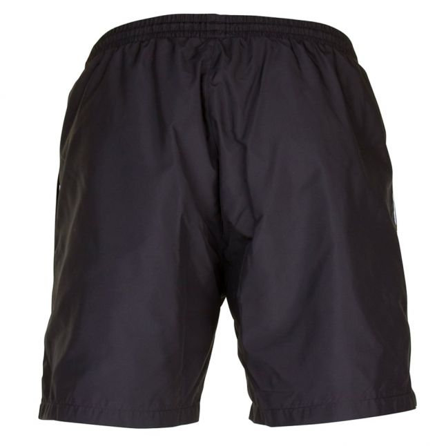 Boss Mens Black Starfish Small Logo Swim Shorts
