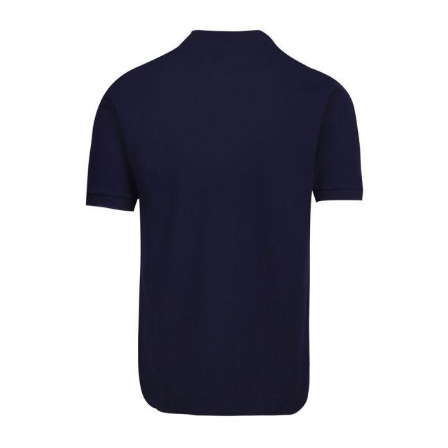 Mens Navy Classic L.12.12 S/s Polo Shirt