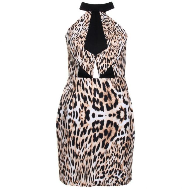 Womens Leopard Bring Paradise Dress