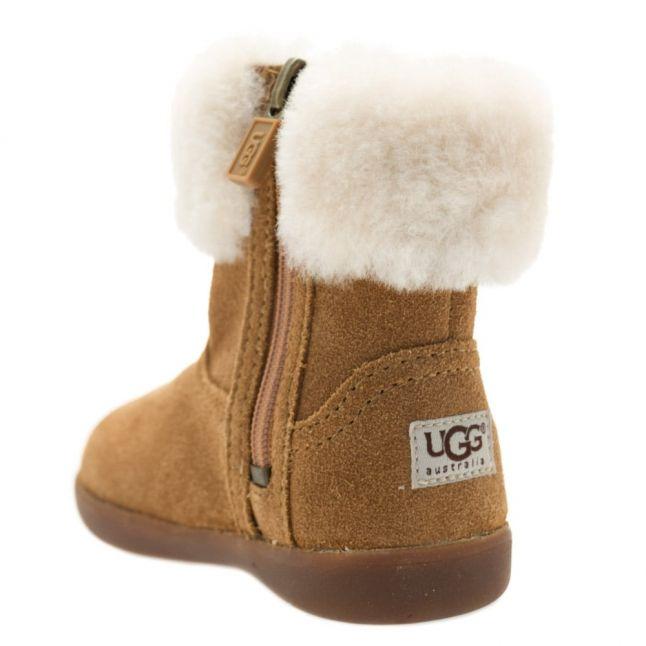Toddler Chestnut Jorie II Boots (5-9)