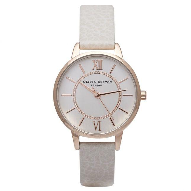 Womens Mink, Rose & Silver Wonderland Watch