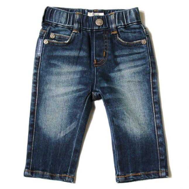 Baby Denim Wash Jeans