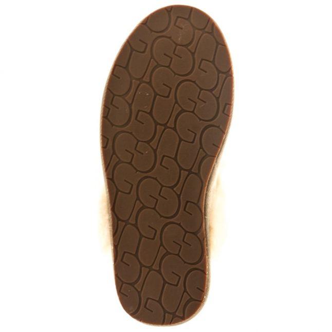Womens Ceramic Scuffette II Snake Slippers