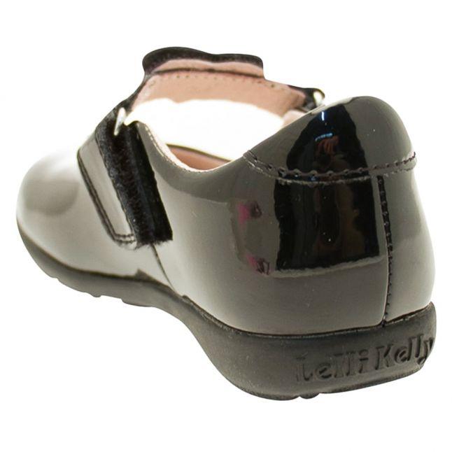 Girls Black Patent Colourissima G Fit Shoes (27-33)