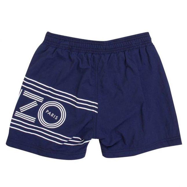 Boys Navy Bosco Swim Shorts