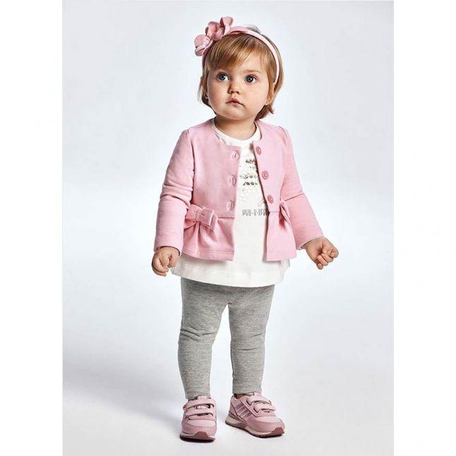 Infant Rose 3 Piece Clothing Set