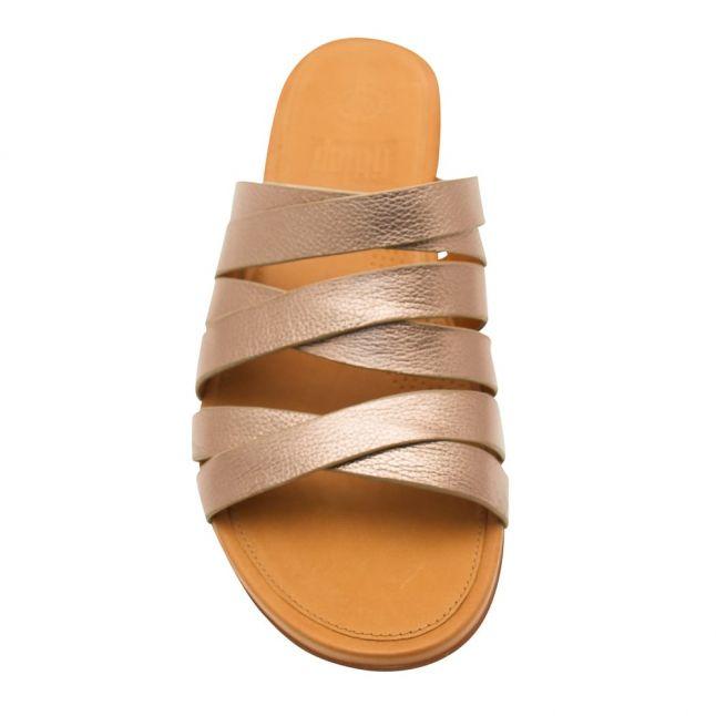 Womens Bronze Lumy™ Slides