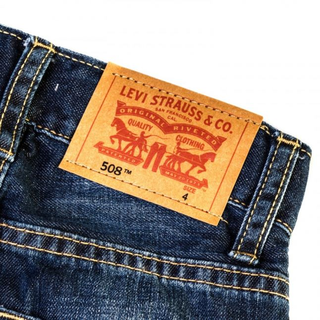 Boys Indigo Wash 508™ Regular Tapered Fit Jeans
