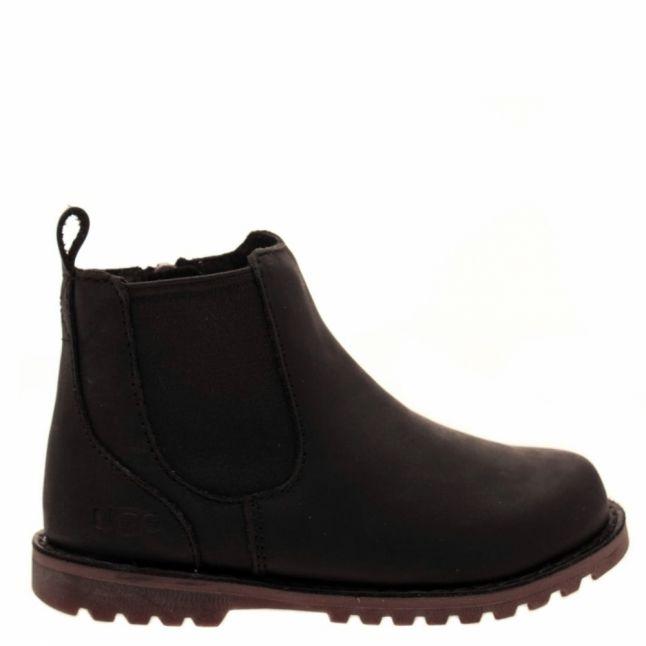 Toddler Black Callum Boots (5-11)