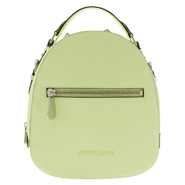 Womens Lime Buckle Backpack