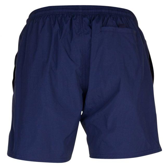 Mens Navy Octopus Swim Shorts