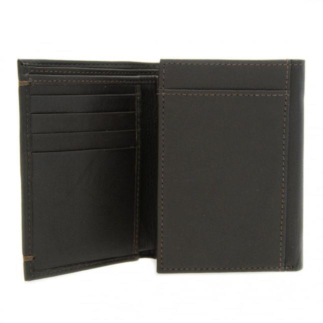 Mens Chocolate Jonnys Card Wallet