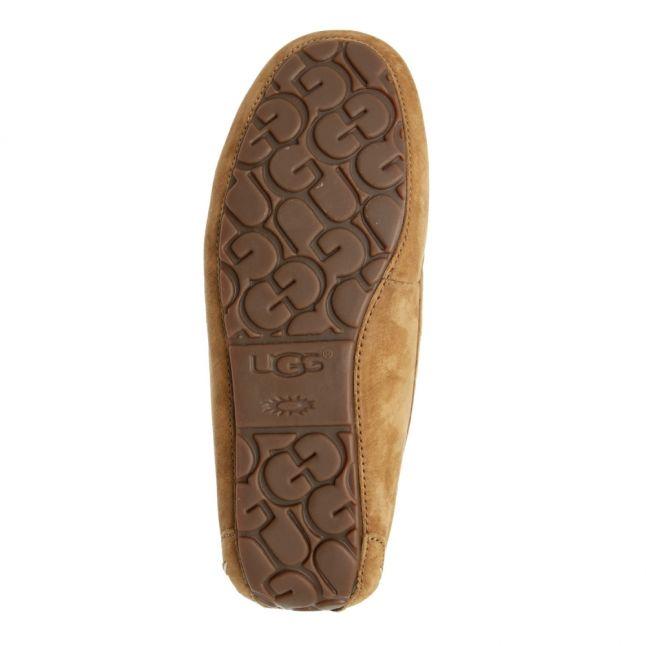 Womens Chestnut Ansley Slippers