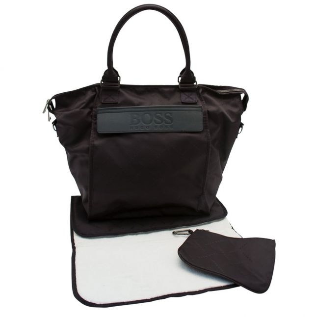 Baby Blue Cargo Changing Bag