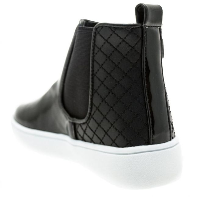 Girls Black Zia Ivy Rae-T Chelsea Boots (23-30)