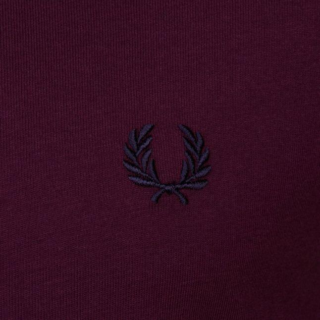 Mens Mahogany Classic Crew S/s Tee Shirt