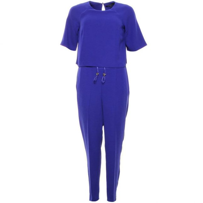 Womens Prince Rocks Arrow Crepe Jumpsuit