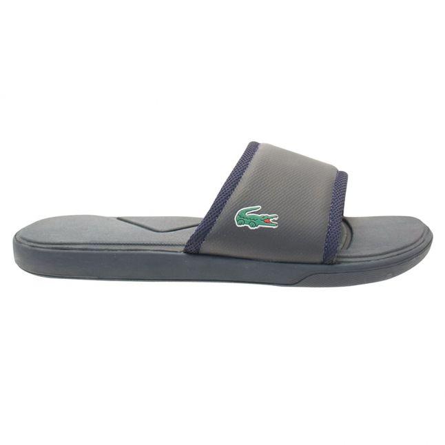 Mens Navy L30 Slider Sandals