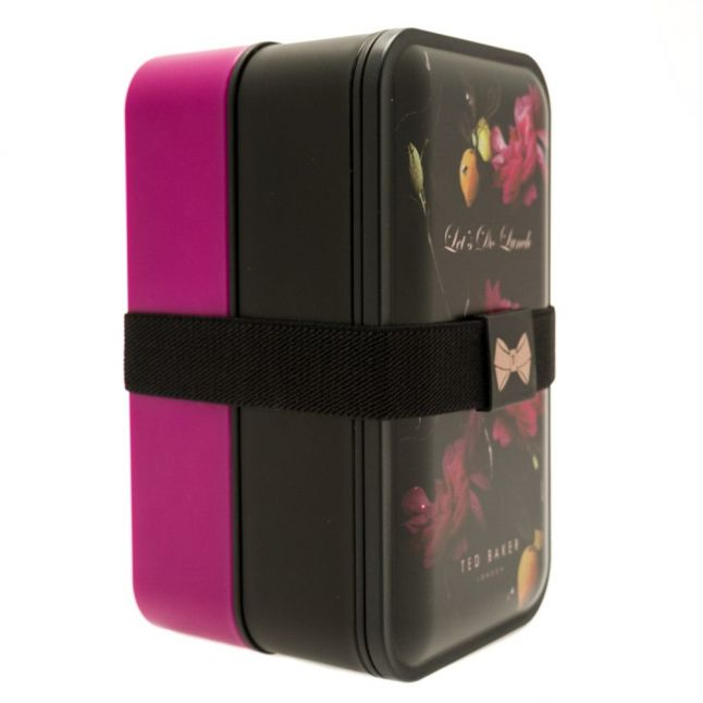 Citrus Bloom Lunch Box Stack