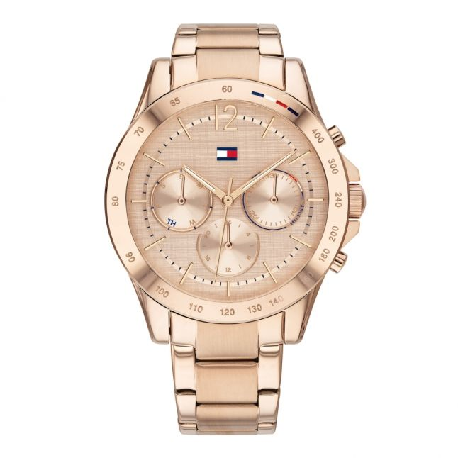 Womens Rose Gold Haven Bracelet Watch