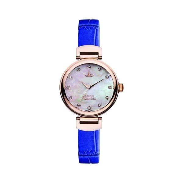 Womens Blue Hampton Watch