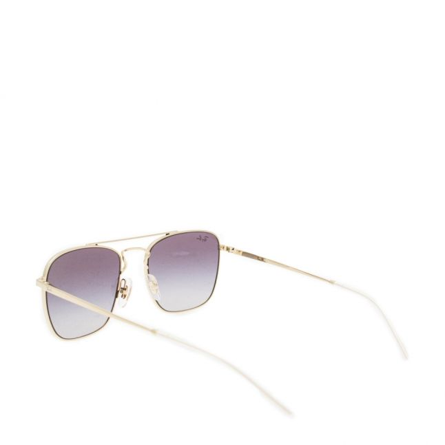 RB3588 Gold & Dark Grey Sunglasses