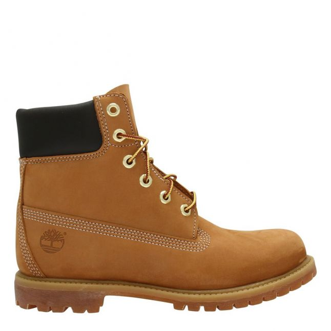 Womens Wheat Classic 6 Inch Premium Boots