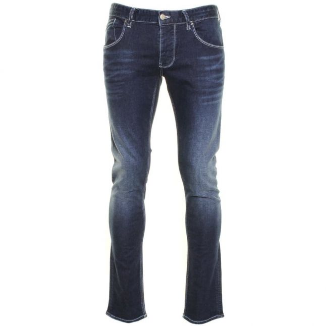 Mens Blue J23 Slim Fit Jeans