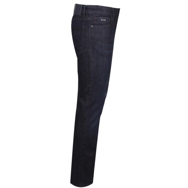 Casual Mens Navy Maine Regular Fit Jeans