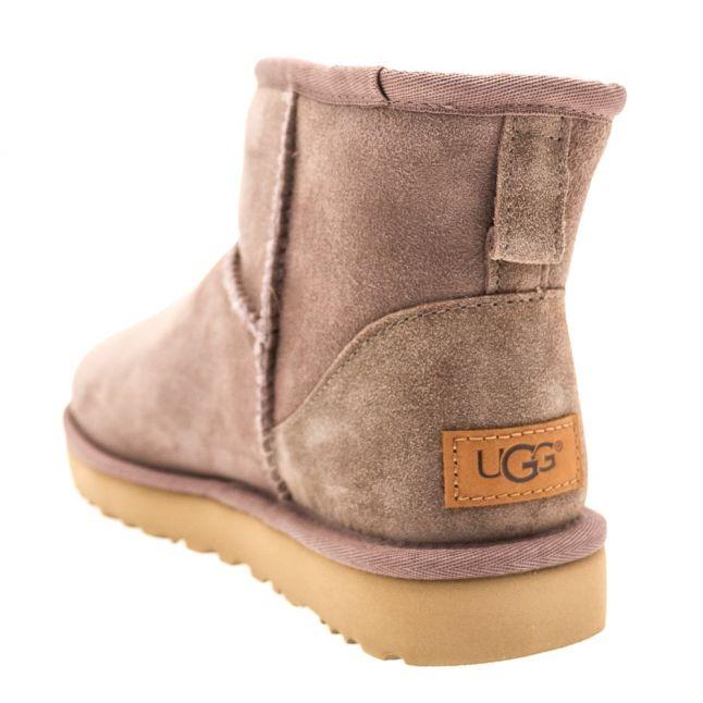 Womens Stormy Grey Classic Mini II Boots