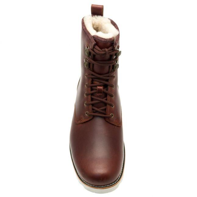 Mens Cordovan Hannen Boots