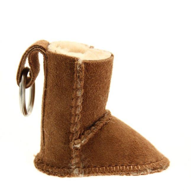 Chestnut Boot Key Chain