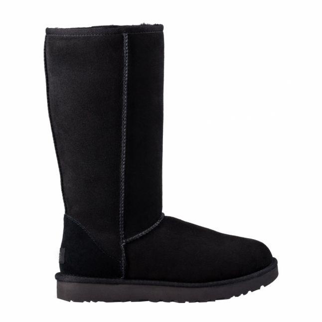 Womens Black Classic Tall II Boots