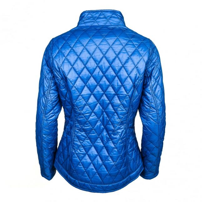 Lifestyle Womens Beachcomber Blue Dolostone Quilted Jacket